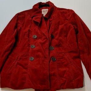 Mossimo courduroy jacket XL